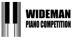 Wideman Piano Competition logo