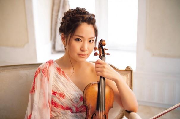Mayuko, Kamio, violin