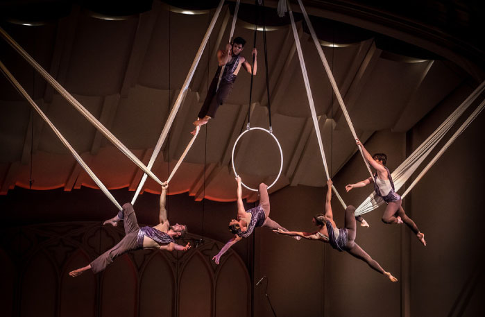 Frequent Flyers Aerial Dance