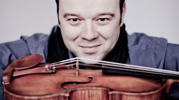 Vadim Gluzman, violin